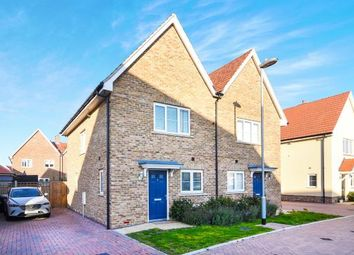 Thumbnail 2 bed semi-detached house for sale in Maldon, Essex, .
