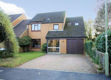 Thumbnail 4 bed detached house for sale in Witan Way, Wantage