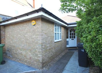 Thumbnail 2 bed detached bungalow to rent in Grove Lane, Kingston Upon Thames, Surrey