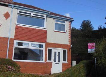 Thumbnail 3 bed semi-detached house to rent in Cameron Avenue, Runcorn