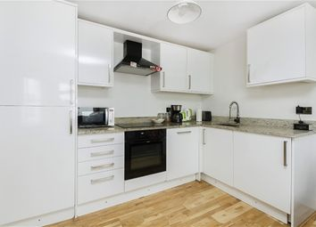 Thumbnail 1 bed flat for sale in Waldegrave Road, London
