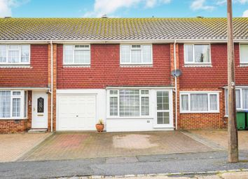 Thumbnail 3 bed terraced house for sale in Hoddern Avenue, Peacehaven