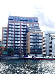 Thumbnail 2 bedroom flat to rent in Dockside, 14 Turnberry Quays, London