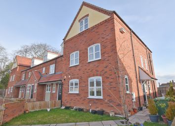 Thumbnail 4 bed end terrace house for sale in Bacton Road, North Walsham