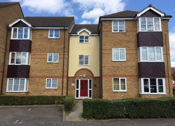Thumbnail 1 bed flat for sale in Falcon Close, Dunstable
