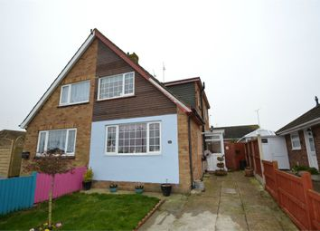 Thumbnail 2 bed semi-detached house for sale in Brentwood Road, Holland-On-Sea