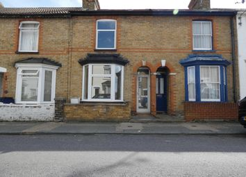 Thumbnail 3 bed terraced house to rent in Sydenham Street, Whitstable