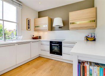 Madrid Road, Barnes, London SW13. 3 bed maisonette for sale