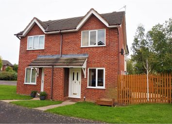 Thumbnail 1 bed semi-detached house for sale in Willow Drive, Flint