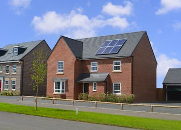 "Thumbnail 5 bed detached house for sale in ""Greenvale"" at Warkton Lane, Barton Seagrave, Kettering"
