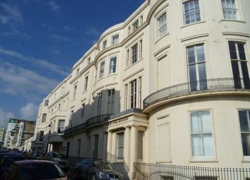 Thumbnail 4 bed flat to rent in Eastern Terrace, Brighton