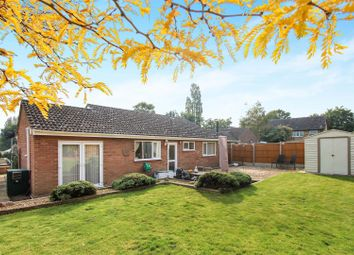 Thumbnail 3 bed detached bungalow for sale in Parsons Drive, Ellington, Huntingdon