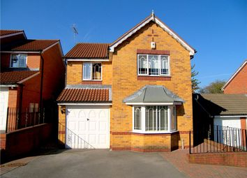 Thumbnail 4 bed detached house for sale in Bramble Close, South Normanton, Alfreton