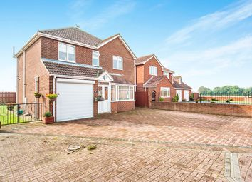 Thumbnail 4 bed detached house for sale in Owthorne Grange, Withernsea