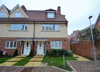 Thumbnail 3 bed end terrace house for sale in Quartermaster Lane, Millbrook Park