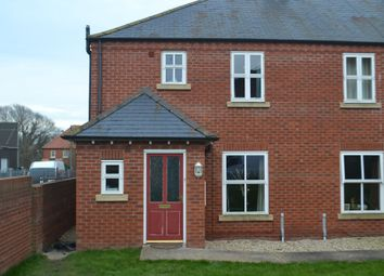 Thumbnail 3 bedroom detached house to rent in Curtis Close, Horncastle