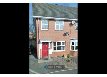 Thumbnail 2 bed terraced house to rent in Greenman Close, Telford