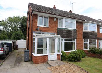 Thumbnail 3 bedroom semi-detached house for sale in Beckenham Close, Catchems Corner