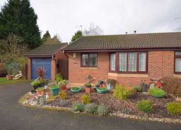 Thumbnail 2 bedroom semi-detached bungalow for sale in Columbine Close, Oakwood, Derby