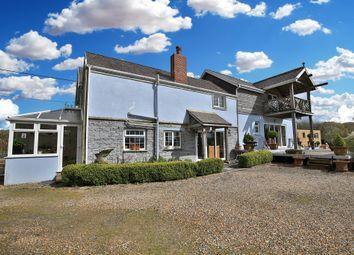 Thumbnail 4 bedroom detached house for sale in Heol Y Foel, Foelgastell, Llanelli