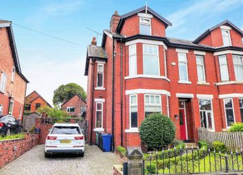 Thumbnail 5 bed semi-detached house for sale in Rosebury, Langley Road, Prestwich