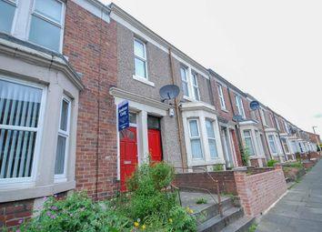Thumbnail 3 bed flat to rent in Windsor Avenue, Bensham, Gateshead