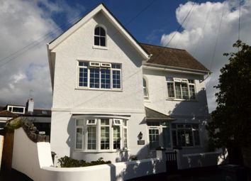 Thumbnail 1 bed flat to rent in Dagmar Street, Shaldon, Devon