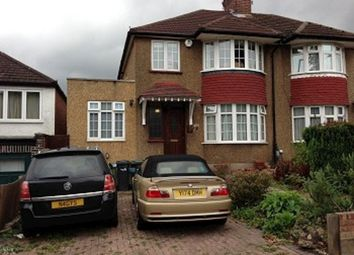 Thumbnail 4 bed property to rent in Avenue Road, London