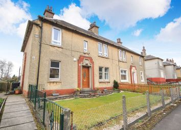 Thumbnail 2 bed flat for sale in Lee Crescent, Bishopbriggs, Glasgow