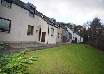Thumbnail 2 bed terraced house to rent in Stell Park Road, Birnam, Dunkeld