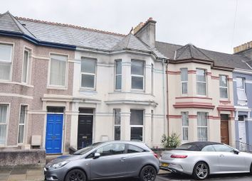 Thumbnail 3 bed terraced house for sale in Beaumont Road, St. Judes, Plymouth