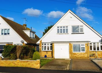 Thumbnail 2 bedroom semi-detached house for sale in Conway Avenue, Great Wakering, Southend-On-Sea