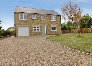 Thumbnail 3 bed detached house for sale in Woodlands, Ulgham, Morpeth