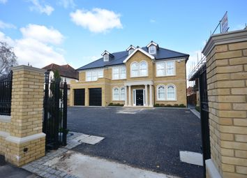 Thumbnail 6 bed detached house for sale in Nelmes Way, Emerson Park, Hornchurch