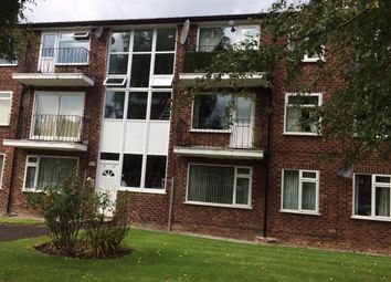 Thumbnail 2 bedroom flat to rent in Damery Court, Bramhall