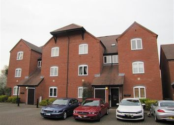 Thumbnail 2 bed flat for sale in Riverside Court, Prossers Walk, Coleshill
