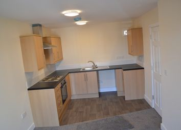 Thumbnail 2 bed flat to rent in Walsall Road, Cannock