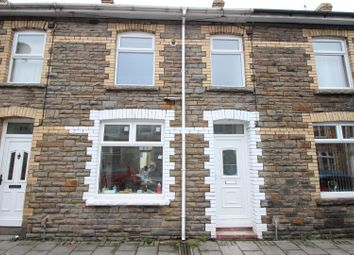 Thumbnail 3 bed terraced house for sale in Bright Street, Cross Keys, Newport