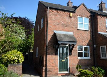 Thumbnail 2 bed end terrace house to rent in Lanceley Court, Well Street, Malpas