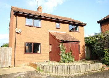 Thumbnail 3 bedroom detached house for sale in Paper Mill Lane, Bramford, Ipswich, Suffolk