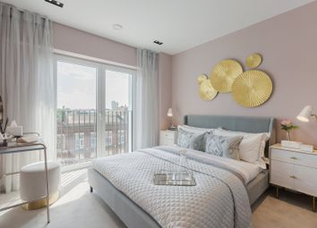 Thumbnail 3 bed flat for sale in Keybridge Capital, 80 South Lambeth Road, London
