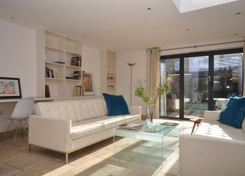 Thumbnail 4 bed terraced house for sale in Reckitt Road, London