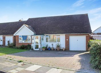 Thumbnail 4 bedroom bungalow for sale in Kingsmead Close, Seaford