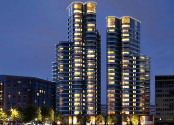 Thumbnail 3 bed flat for sale in Tower 1, London