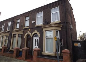 Thumbnail 3 bed end terrace house for sale in Boycott Street, Anfield, Liverpool, Merseyside