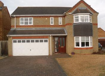 Thumbnail 4 bedroom terraced house for sale in Drybread Road, Whittlesey