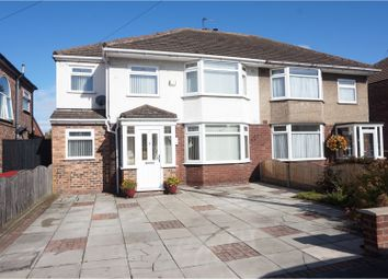 Thumbnail 4 bed semi-detached house for sale in Ronaldsway, Thornton