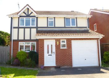 Thumbnail 4 bed detached house to rent in Greenfinch Walk, Hightown, Ringwood