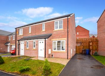 Thumbnail 3 bed semi-detached house to rent in Mitchells Avenue, Wombwell, Barnsley