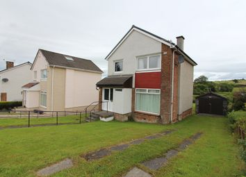 Thumbnail 3 bed detached house for sale in Drumfork Road, Helensburgh